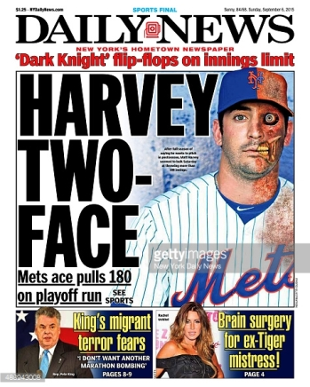 Two Face Daily News