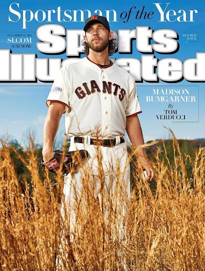 Madison Bumgarner SI Cover