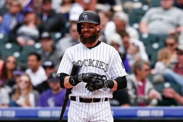 Charlie Blackmon Rockies