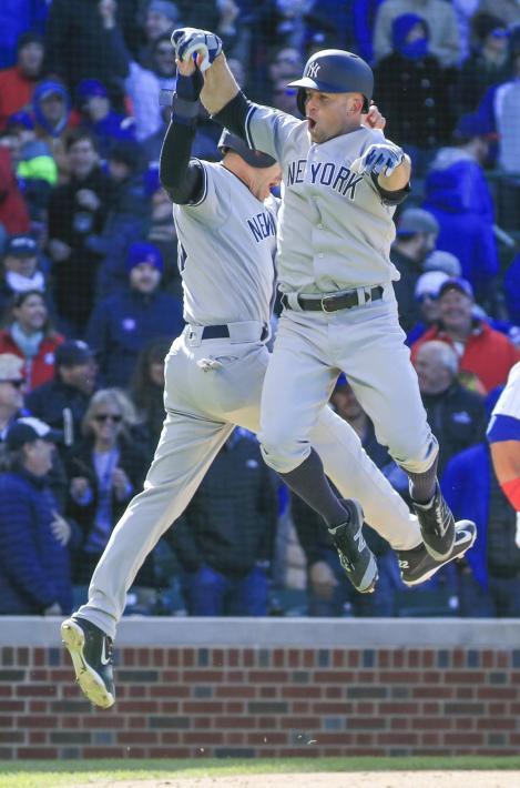 Gardner Cubs Home Run