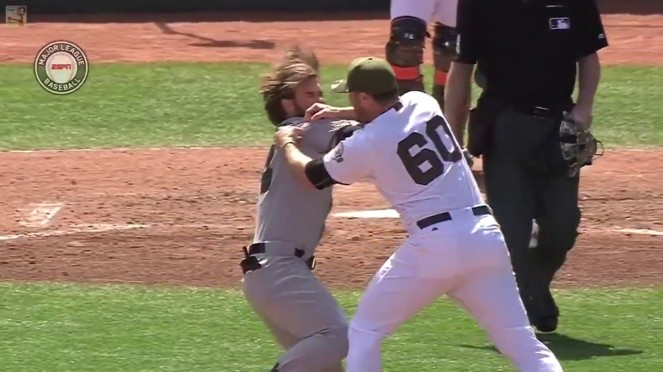 Bryce Harper Strickland Posey Punch