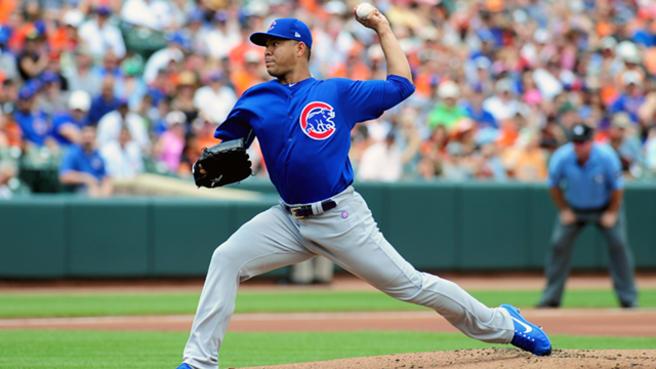 Jose Quintana Cubs